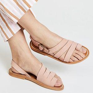 K Jacques sandals flats